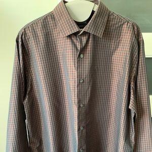 Kenneth Cole Reaction Slim-Fit Dress Shirt